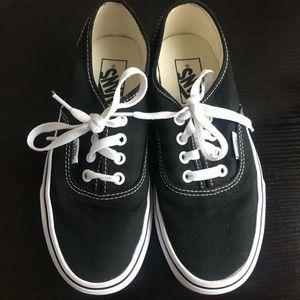 Vans Sneakers Black Size 6.5W